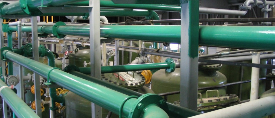 Demin Water Plant